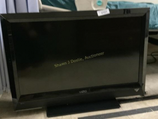 Vizio 32 inch LCD TV location building two room