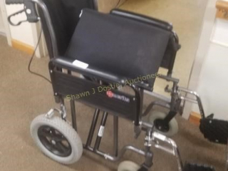 Merits wheelchair serial number tmu 804-044-1800