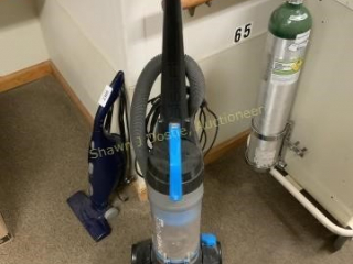 Bissell power force helix vacuum cleaner location