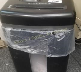 Fellowes b-121c paper shredder and can location