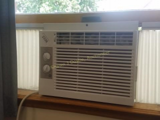 GE window air conditioning unit location office