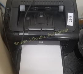 HP LaserJet p1109w location office building 2