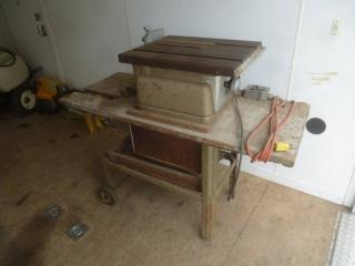 Craftsmen Table Saw
