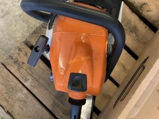 Stihl MS211 Chain Saw No Bar