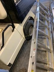 Werner 24' Alum. Ext. Ladder