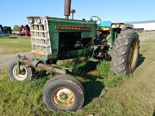 Oliver 1650 Diesel Tractor NOT RUNNING