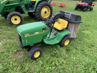 John Deere 185 Hydro Lawn Tractor (needs new carb)