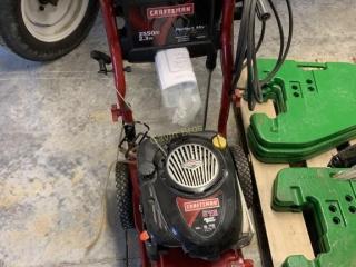 Craftsman 2550 PSI pressure washer