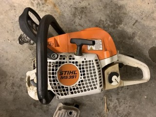 Stihl MS391 Chain Saw for parts/repair