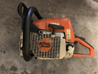 Stihl MS290 chain saw for parts/repair