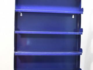 Gulf Oil Metal Display Shelf 16