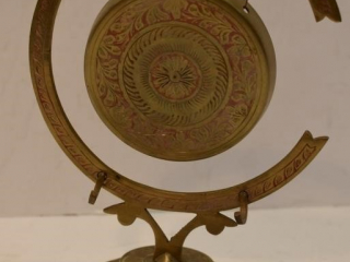 Detailed Brass Gong - Missing Stick