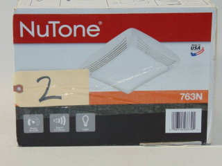 NuTone  Exhaust Fan with Light