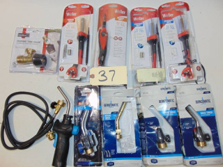 Weller  Soldering Irons Bernzomatic Torches