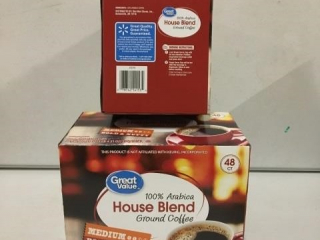 GREAT VALUE HOUSE BLEND COFFEE