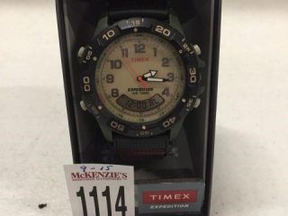 TIMEX WATCH (IN SHOWCASE)