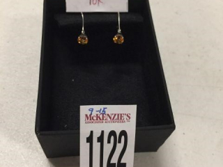 EARRINGS 10K (IN SHOWCASE)