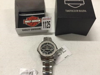 HARLEY-DAVIDSON WATCH (IN SHOWCASE)