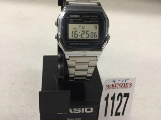 CASIO WATCH (IN SHOWCASE)