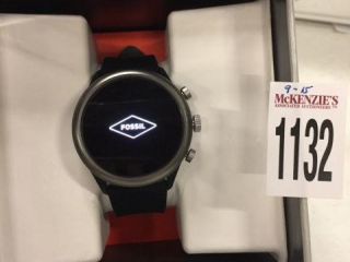 FOSSIL SPORT TOUCHSCREEN SMARTWATCH (IN SHOWCASE)