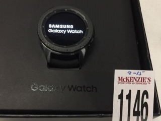 SAMSUNG GALAXY WATCH 42MM (IN SHOWCASE)