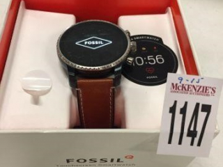 FOSSIL TOUCHSCREEN SMARTWATCH (IN SHOWCASE)