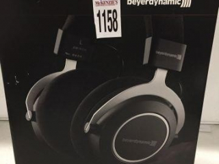 BEYERDYNAMIC AMIRON WIRELESS HEADPHONE