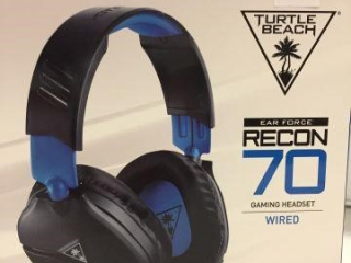 TURTLE BEACH GAMING HEADSET WIRED (IN SHOWCASE)