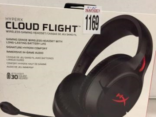 HYPERX CLOUD FLIGHT GAMING WIRELESS HEADSET