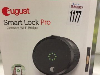 SMART LOCK PRO + CONNECT WI-FI BRIDGE
