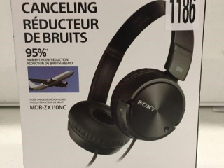 SONY STEREO HEADPHONES (IN SHOWCASE)