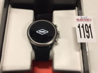 FOSSIL SPORT SMARTWATCH (IN SHOWCASE)