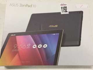 ASUS ZENPAD10  (IN SHOWCASE)