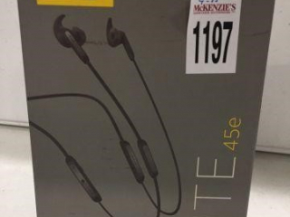 JABRA WIRELESS HEADPHONES (IN SHOWCASE)