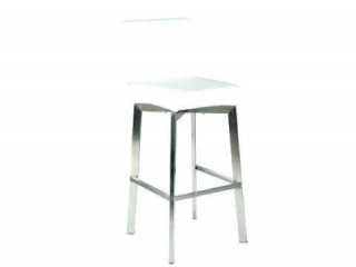 """2 PIECES VINYL 24"""" COUNTER HEIGHT CHAIR"""