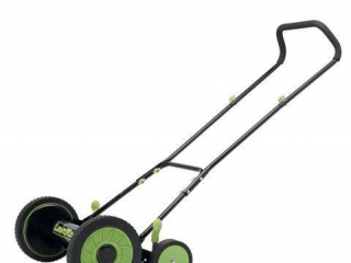 LAWN MASTER MOWER MANUAL (NOT ASSEMBLED)