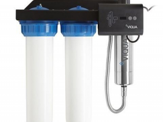 VIQUA UV WATER DISINFECTION SYSTEM WITH