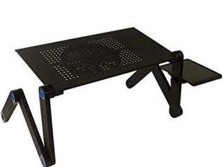 MULTIFUNCTIONAL LAPTOP TABLE WITH LOUVER FAN