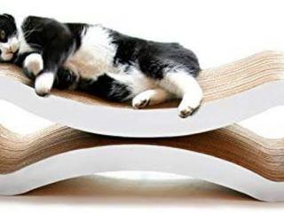 PETFUSHION ULTIMATE CAT SCRATCHER LOUNGE
