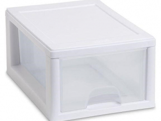 STERILITE 6 PIECES STACKING DRAWER