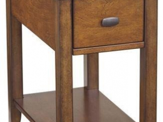 SIGNATURE CHAIR SIDE END TABLE