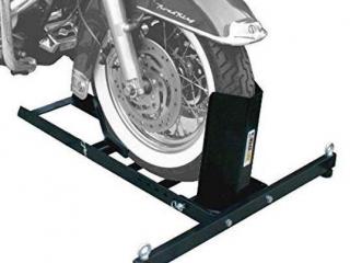 MAXX HAUL MOTORCYCLE WHEEL CHOCK/STAND