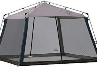 COLEMAN INSTANT SCREENED CANOPY 11 X 11FT