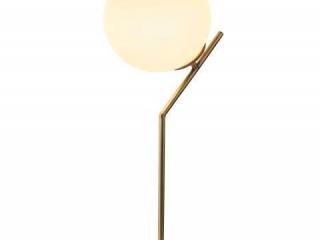 ANGLED METAL TABLE LAMP 21.5''H