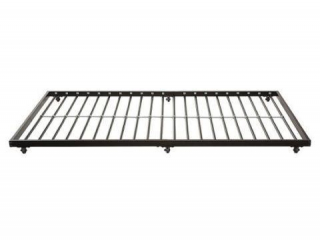WALKER EDISON ROLL-OUT TWIN TRUNDLE BED FRAME