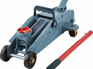 PRO-LIFT 3000LBS TROLLEY JACK WITH CASE