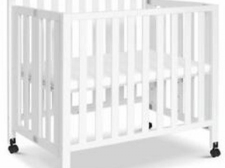DAVINCI ANABELLE 2IN1 MINI CRIB AND TWIN