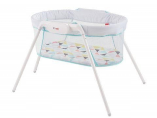 FISHER PRICE STOW 'N GO BASSINET