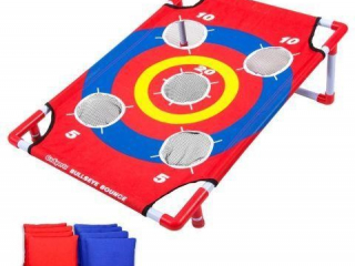GO SPORTS PORTABLE BEAN BAG TOSS GAME