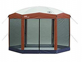 COLEMAN SCREENED CANOPY TENT 12' X 10'